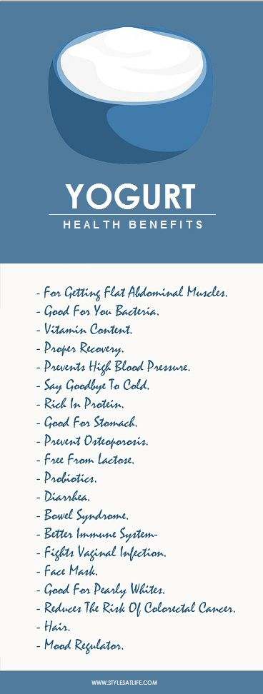 Yogurt is a super food due to its content of power boosting elements and various natural elements. Take a look at the various health benefits of Yogurt.