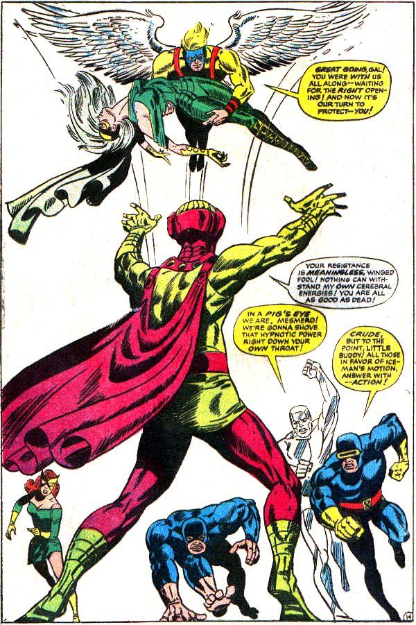 X Men 50 By Jim Steranko Jim Steranko Comics Artwork Comic Books Art