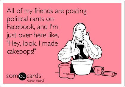 Woohoo...Cakepops!