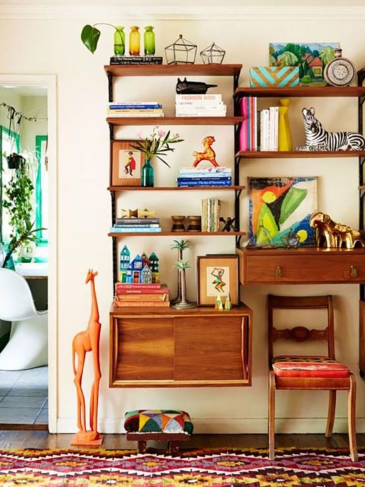 68 original mid century modern bookcases youll like