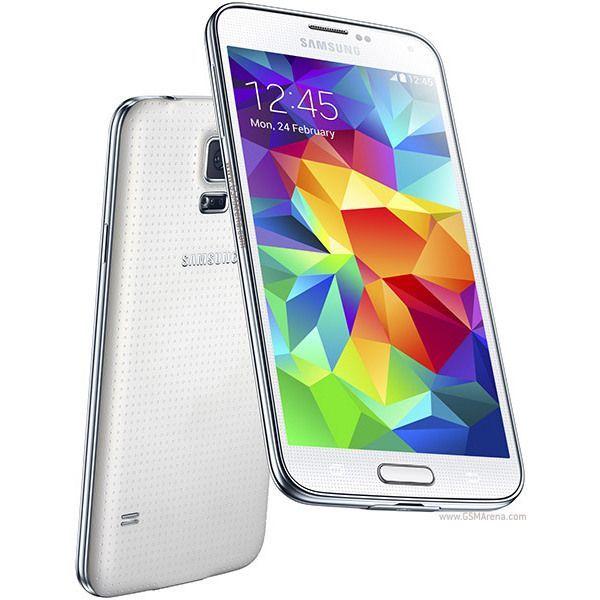 Samsung Galaxy S5 16GB SM-G900A Android v4.4.2 KitKat Unlocked GSM Smartphone