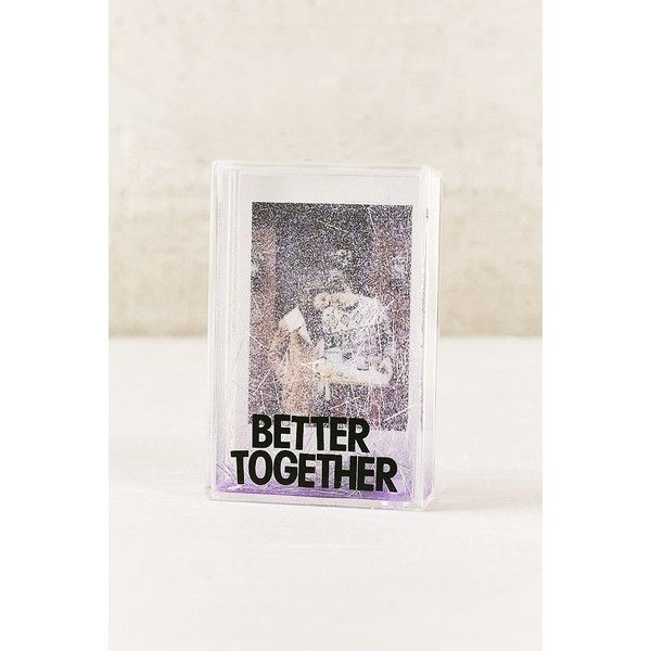 Mini Instax Better Together Glitter Picture Frame (8.17 NZD) ❤ liked on Polyvore featuring home, home decor, frames, plastic picture frames, glitter picture frames, miniature frames, glitter frames and mini picture frames