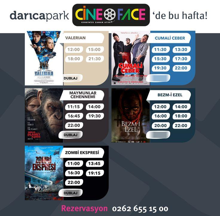 CineFace ile film dünyasına yolculuk zamanı!