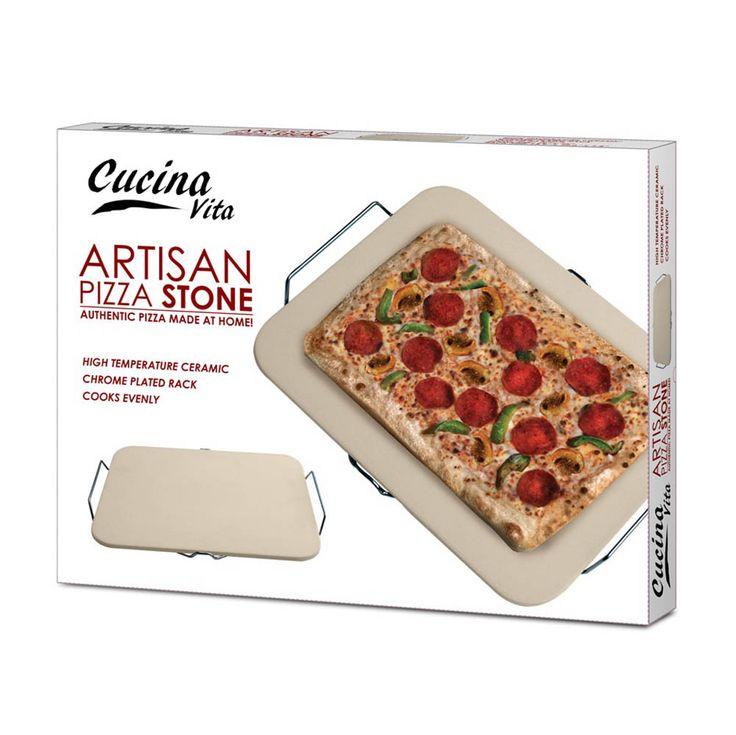 Artisan Pizza Stone