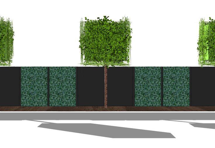 die besten 17 ideen zu spalierb ume auf pinterest beleuchtete b ume gartenprivatsph re und tuin. Black Bedroom Furniture Sets. Home Design Ideas