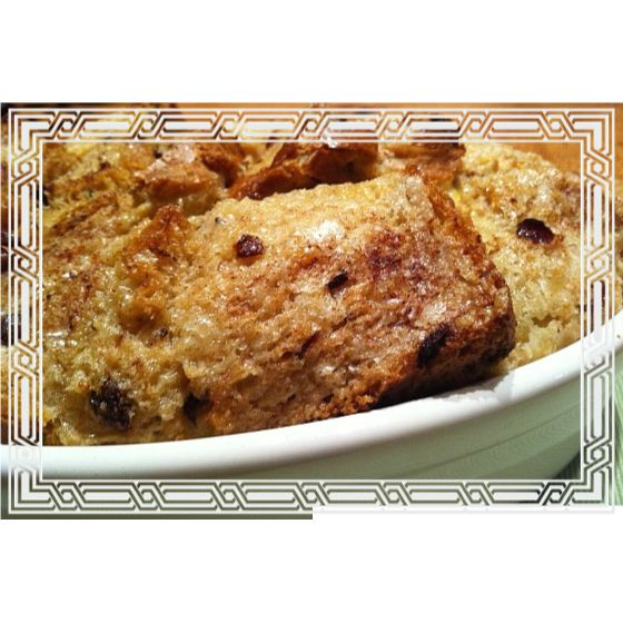 Bread and Butter Pudding - Real Recipes from Mums