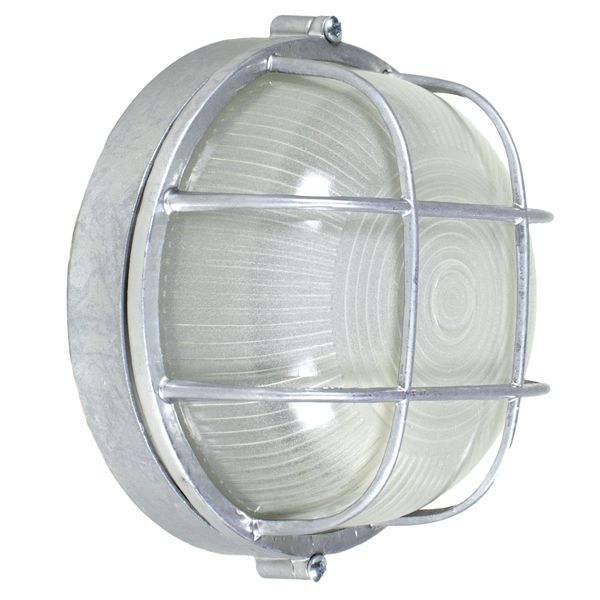 Anchorage Bulkhead Wall Mount Light Fixture By BarnLightElectric.com
