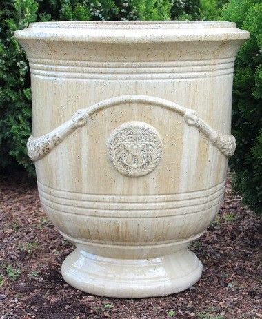4023xl sand french styl urn pot large