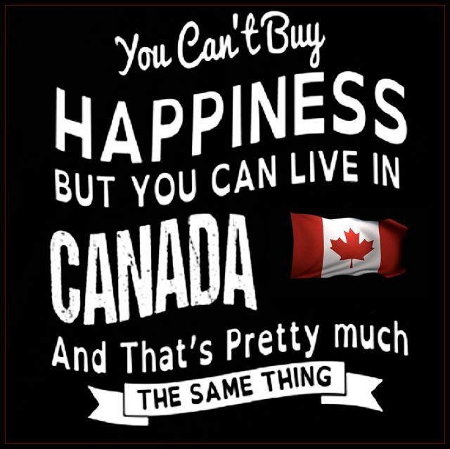 I love my Country-Canada