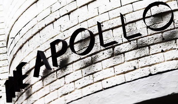 Apollo Restaurant Potts Point