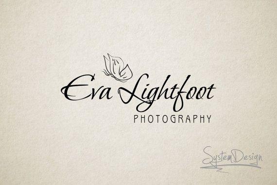 Photography Logo | Photographer Logo | Custom Designs | Premade logo and Photography logo - Watermark