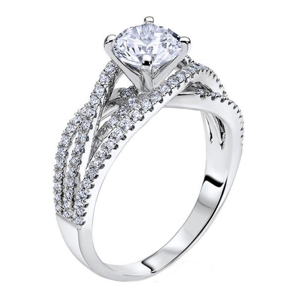 Scott Kay M2235R510 Engagement Ring