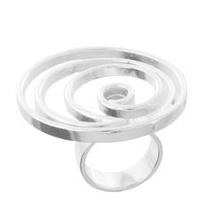 Arabeski ring - Aarikka, silver