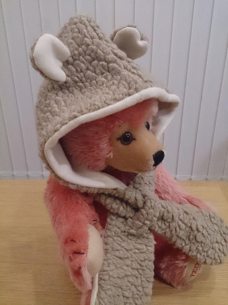 子供のかわいい帽子を簡単に手作りしよう!これで冬も元気に外遊び♪   せんチャンネル