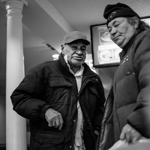 I've been trying to shoot more people lately. It's not always easy though, especially for someone like me. I was raised to be considerate of others, so the cognitive dissonance that comes with traditional street photography is often hard to shake. Still, I persevere!