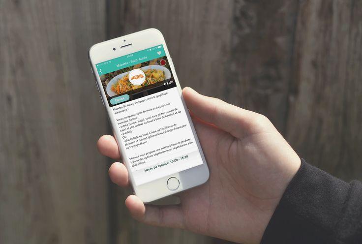 Too Good To Go c'est l'application mobile qui permet aux commerçants et restaurants de revendre à petit prix les invendus de la journée.
