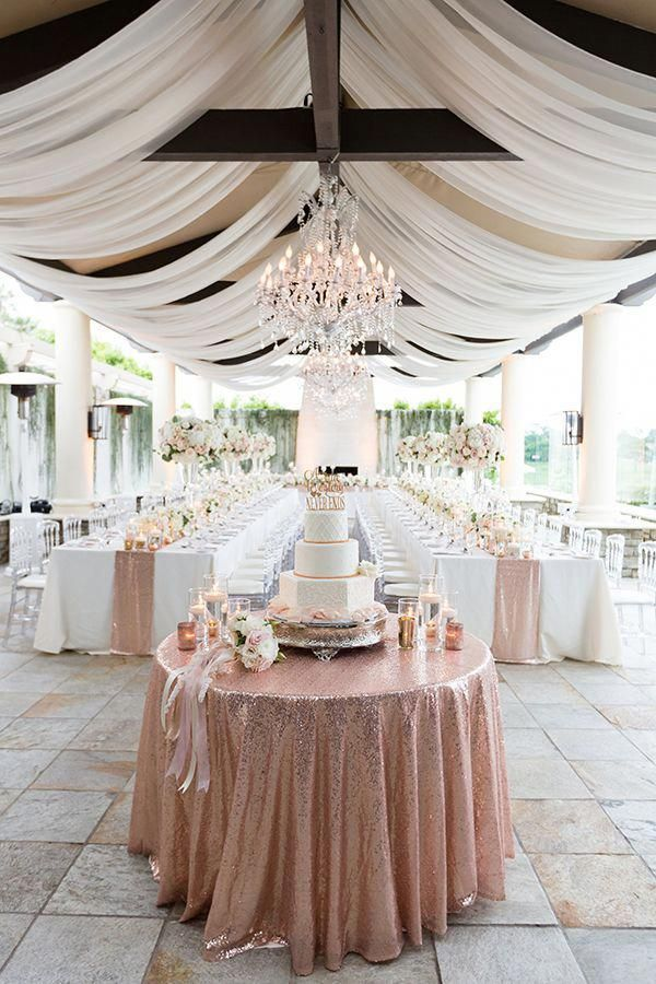 Luxury Glam Wedding At Monarch Beach Resort Gold Wedding