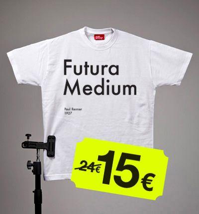 Futura t-shirt.