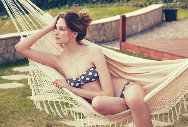 Sfera Swimwear 2014 Collection - Fashion Trends, Makeup Tutorials, Hairstyles and Style Secrets