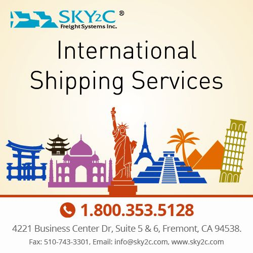 Reliable International ‪#‎Shipping‬ Services with over 15 Yrs of Experience!