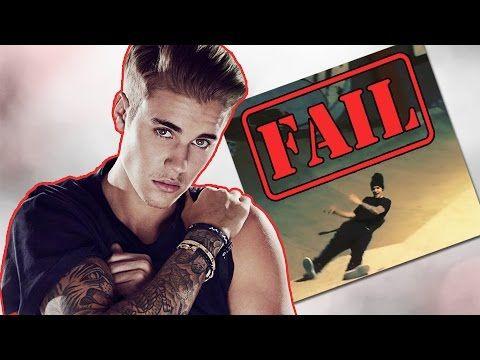 Justin Bieber Top 10 Funniest Fails