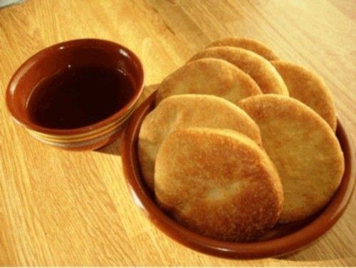 Сладкие лепешки на кефире – рецепт для микроволновой печи / Простые рецепты
