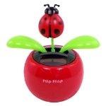 Solar Dancing Ladybug:Amazon:Toys & Games