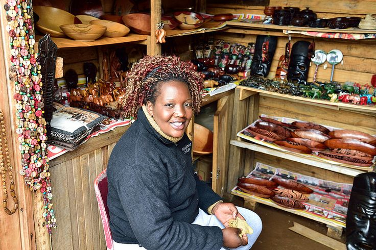 Graskop Street Vendor, Mpumalanga, South Africa | by South African Tourism
