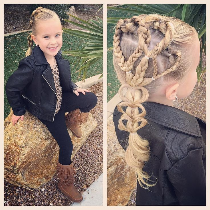 Hearts, hearts, and more hearts!!  Valentine's Day is just around the corner and we have some fun hairstyle inspirations for you! #tinzbobenz #toddlerhair #toddlerhairstyles #valentines #valentineshair #valentineshairstylescontest #holidayhair #hearthair #hearthairstyle #hearts #hairstyle #hairideas #hairinspiration #instakids #instahair #instasmile #instaheart #instabraid #braidideas #braidinghair #bhbfeature #braidingmommies #kidhairstyles #kidsbraids #kidstyle #kidsootd #kidsofins…