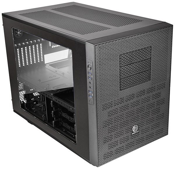 Best Micro-ATX and ATX Cube Case for Gaming PC & HTPC in 2017