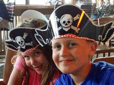 MustDo.com   Captain Bubby IsLAND Tours Sanibel, Captiva and Fort Myers, FL. Families with young buccaneers will love hunting for hidden treasure and discovering Florida's pirate past on the Pirate Scavenger Hunt.