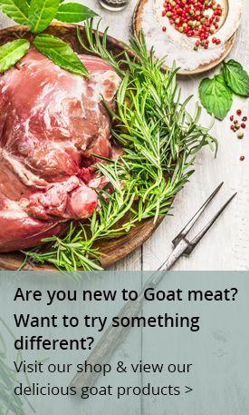 Buy Goat Meat Online UK - Chestnut Meats - Goat Meat Suppliers