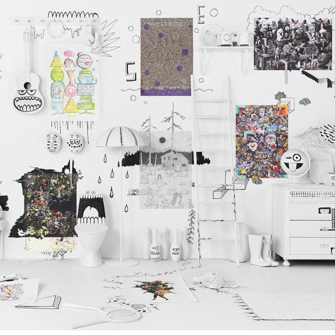 ikea concept store colette