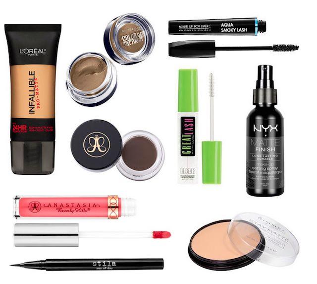 Heat-Proof Makeup