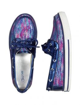 justice for girls suitcases | ... Sequin Boat Shoes | Girls {category} {parent_category} | Shop Justice