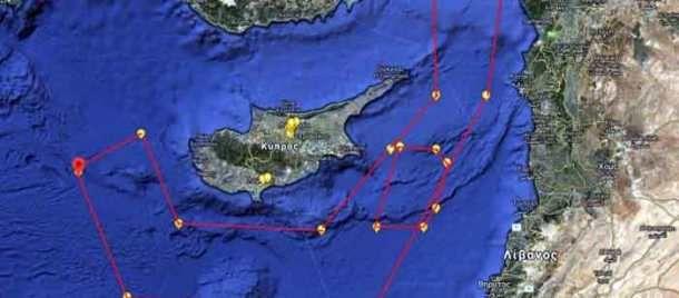ΕΚΤΑΚΤΟ -Η Τουρκία περικύκλωσε την Κύπρο: Κρίσιμη σύσκεψη στο προεδρικό  Σκέψεις για αποστολή δυνάμεων και ανάπτυξη EXOCET