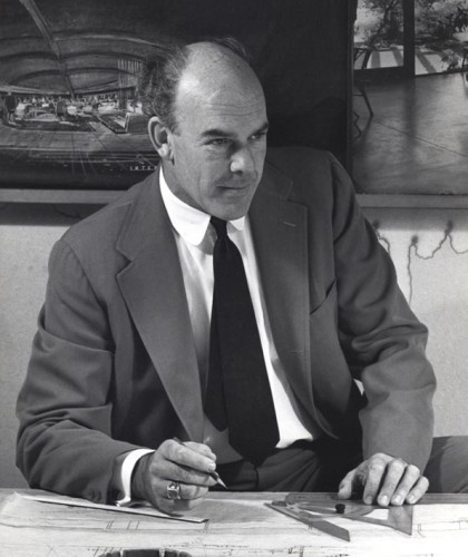 John Lautner / 1911-1994 / American Architect