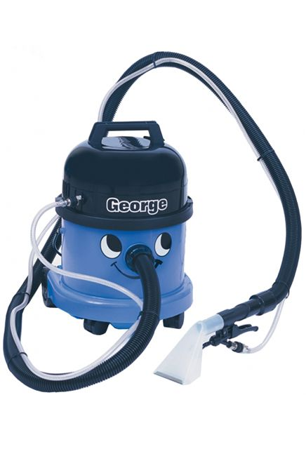 Carpet Extractor GVE 370: Carpet extractor for stains and furniture