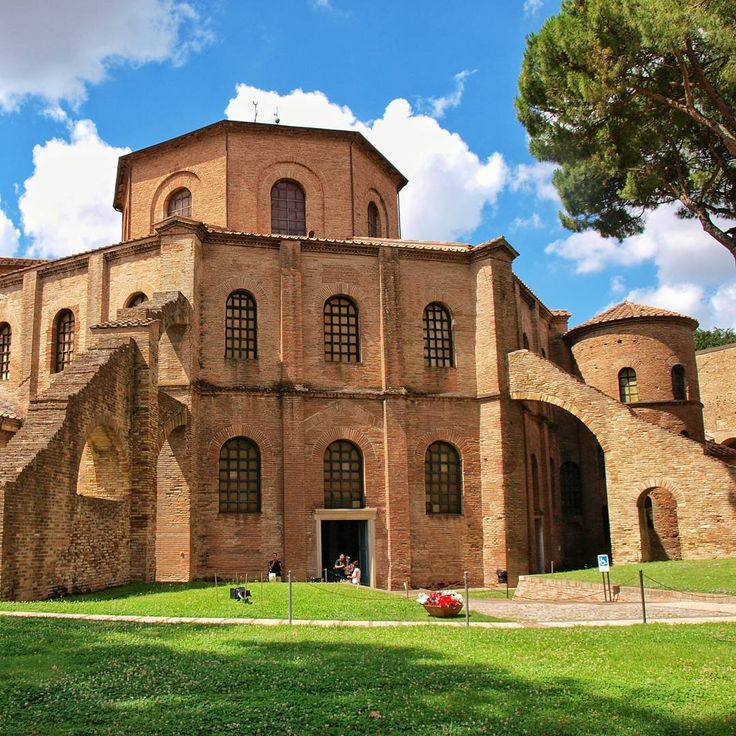 Have you been to Ravenna the city of mosaics? Didhellip