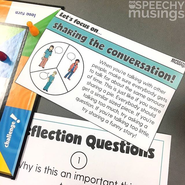 Social skill focus sheets make social groups easy! Includes reflection questions and exit tickets. Great for speech and language therapy!