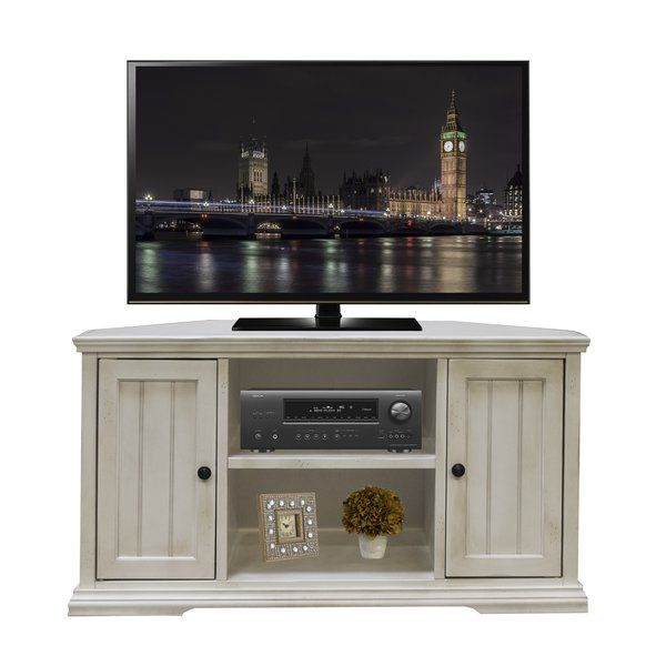 Helene Corner Tv Stand For Tvs Up To 55 In 2021 Tv Stand Luxury Corner Tv Corner Tv Stand 55 inch corner tv stand