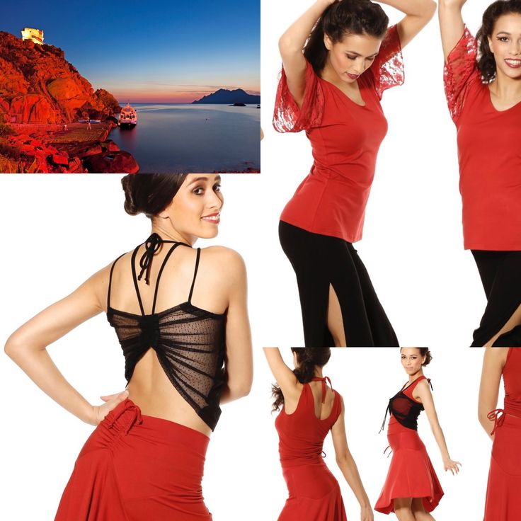 Mava Lou Tango fashion. For the dancer in each of us ...
