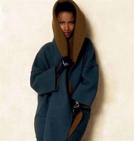 Patron de veste - Vogue 8930