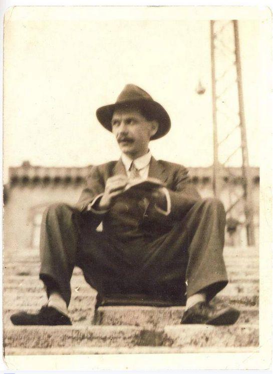 Great Hungarian poet: Jozsef Attila (1905-1937)