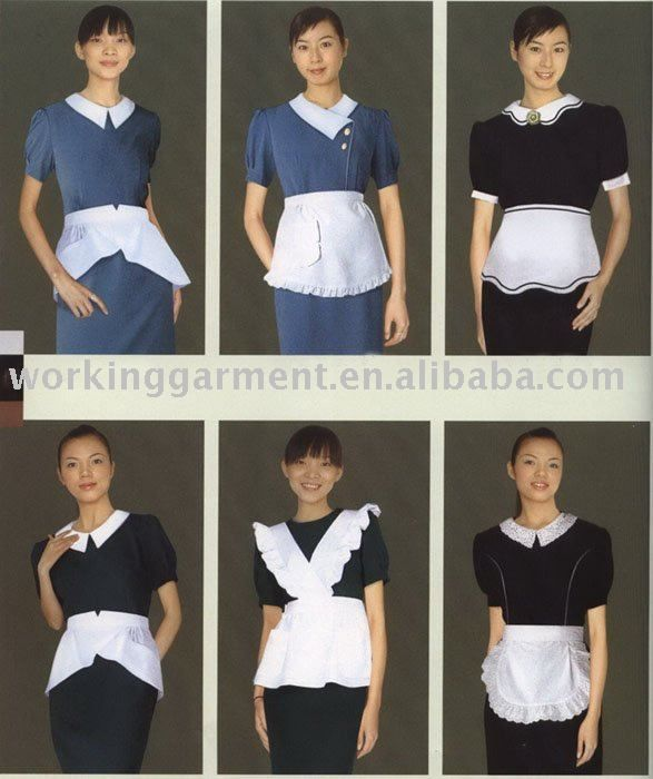 1000 ideas about hotel uniform on pinterest cafe for Spa uniform supplier in singapore