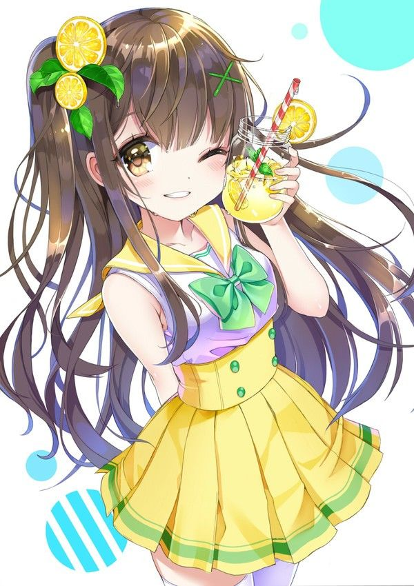 Anime meninas