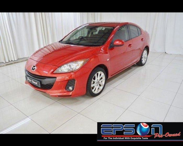 2013 MAZDA 3 1.6 DYNAMIC , http://www.epsonmotors.co.za/mazda-3-used-for-sale-boksburg-nigel-gauteng-1-6-dynamic_vid_5937477_rf_pi.html