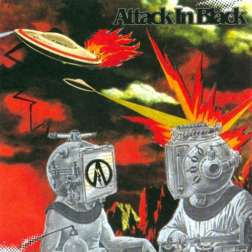Attack in Black EP
