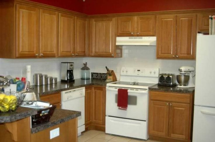 kitchens with oak cabinets and white appliances furniture durable oak kitchen cabinets oak kitchen 22292