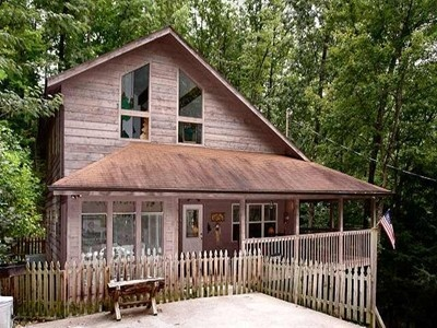 33 best pet friendly cabins images on pinterest pet for Premier smoky mountain cabin rentals